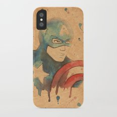 Soldier Slim Case iPhone X