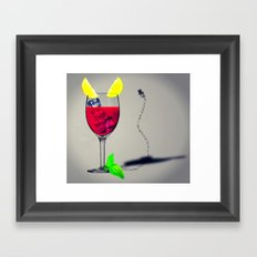 MixMotion: Snappers Framed Art Print
