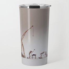 BoneFree's Factory Travel Mug