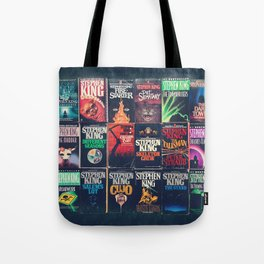 King of Horror 2 Tote Bag
