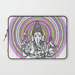Ganesha Mandala Laptop Sleeve