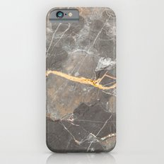 Grey Marble Slim Case iPhone 6