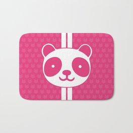 Pink Panda Bath Mat