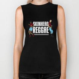 Skinhead Reggae graphic - Traditional Skinhead Clothing 70's Biker Tank