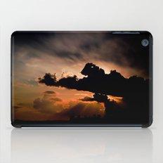 summer sunset iPad Case