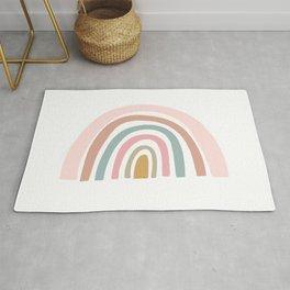 Funny Rainbow 2 Rug