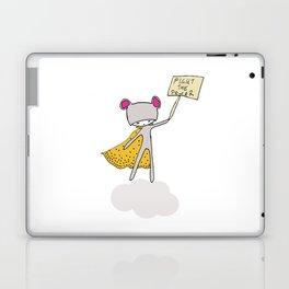 Baby Power Laptop & iPad Skin