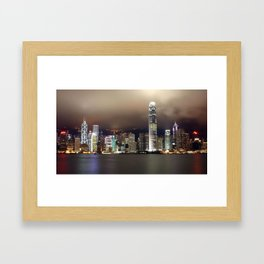 """Explore the City"" Framed Art Print"