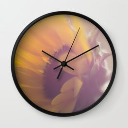 Mellow Afternoon Wall Clock