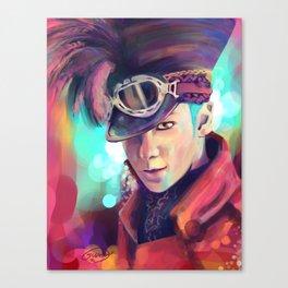 Fantastic Hat Canvas Print