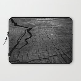 Ancient Tree Rings Laptop Sleeve