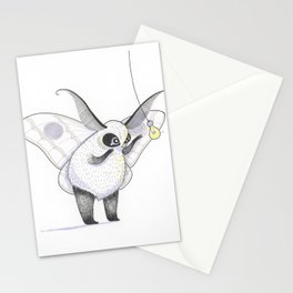 Mothman Stationery Cards