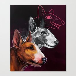 Stylized Canvas Print