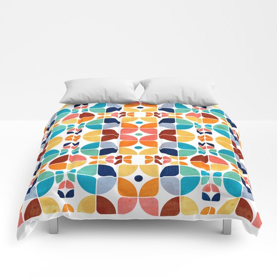 2015 Pattern Collection: Spring II Comforters