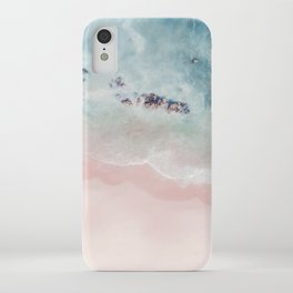 Ocean Pink Blush iPhone Case