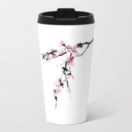 Sakura flower Travel Mug