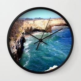 Bonny Doon Beach Wall Clock