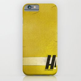 Hyperion iPhone Case