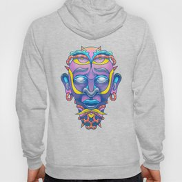 Mask of tomorrow Hoody