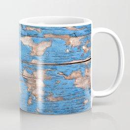 Flaky Blue 61 Coffee Mug
