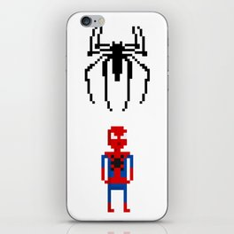 Peter Parker iPhone Skin