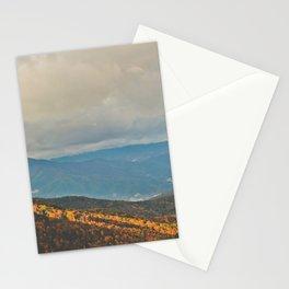 A Ray of Light (Asheville, North Carolina) Stationery Cards