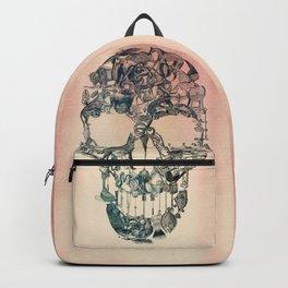 Skull Vintage Backpack