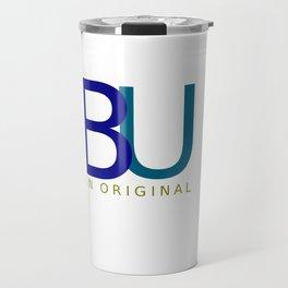 BU An Original (dark) Travel Mug