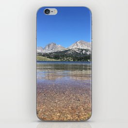 Beyond the Great Divide iPhone Skin