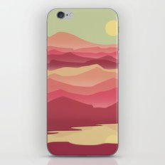 Evening iPhone & iPod Skin