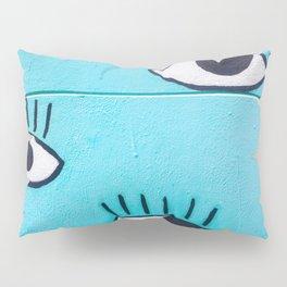 Ojos Pillow Sham