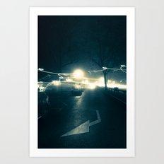 R1 Art Print