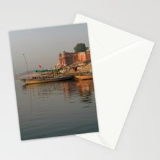 Reflections in the Ganges Stationery Cards