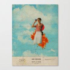 Leftover Canvas Print