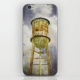 Hampton Station water tower iPhone Skin