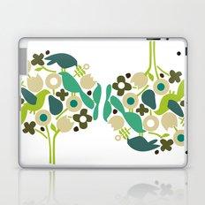 birdy num num Laptop & iPad Skin