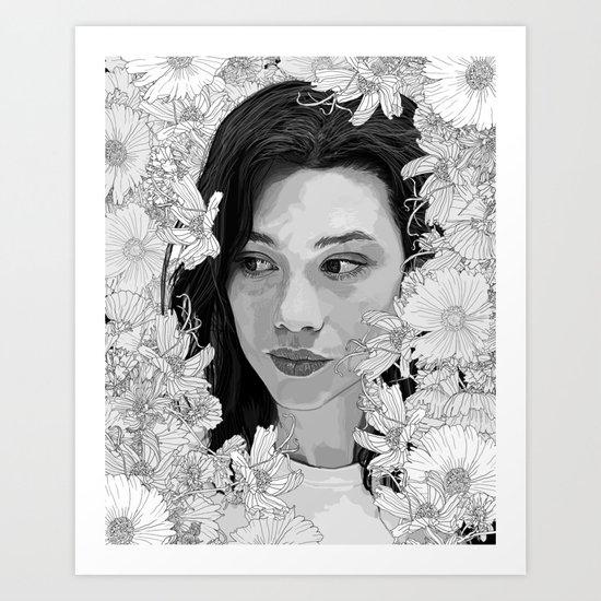 Soul Searching Art Print