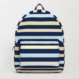 """""""Multi"""" ( Stripe Collection ) Backpack"""