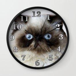 Funny Cat Wall Clock