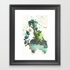 Percussion Framed Art Print
