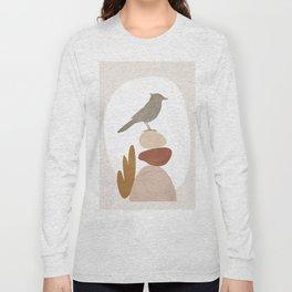 Cute Little Bird III Long Sleeve T-shirt