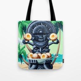 Totem ice-cream Tote Bag