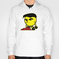 pac man Hoodies featuring Pac-Man by La Manette