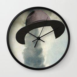 Inner Status Wall Clock