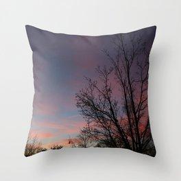 Trees #7 Throw Pillow