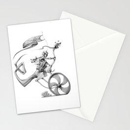 Godspeed, majestic beast.   Stationery Cards