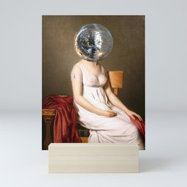 Discohead Mini Art Print