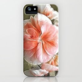 Busy and Beautiful iPhone Case