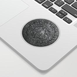 Aztec Cthulhu Sticker