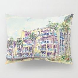 1500 E Ocean Blvd. Long Beach Pillow Sham